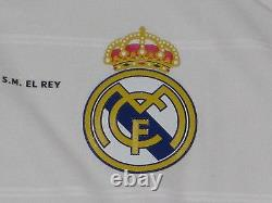 Ronaldo Real Madrid Shirt Jersey Formotion Player Issue Match Un Worn Copa Final