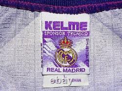 Sale SEEDORF Real Madrid KELME shirt L LARGE 1996 1997 jersey soccer camiseta 96