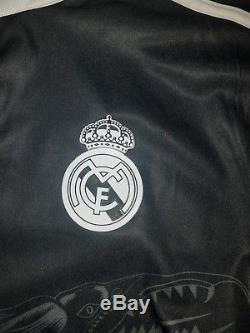 Sergio Ramos Real Madrid Y-3 Black Adidas Jersey Size M