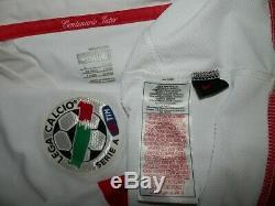 Shirt Inter Maglia 2007-2008 Figo Portugal Real Madrid Barcelona Camiseta Jersey