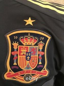 Spain España Casillas Player Issue Formotion LG Porto Real Madrid Shirt Jersey
