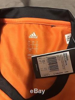 Spain Liga Real Madrid Ronaldo 6 Player Issue Formotion Shirt Matchworn Jersey