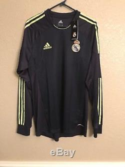 Spain Real Madrid Formotion Ronaldo ERA Shirt L Player Issue Match Unworn Jersey