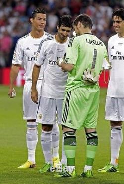 Spain Real Madrid Formotion Ronaldo Homenaje A Raul Shirt Player Issue Jersey