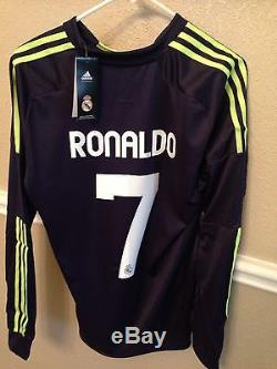 Spain Real Madrid Formotion Ronaldo MD Shirt Player Issue Portugal Jersey