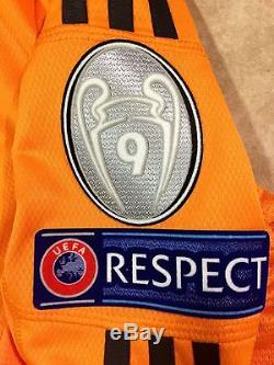 Spain Real Madrid Formotion Sergio Ramos Match Unworn Shirt Player Issue Jersey