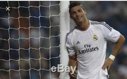 Spain Real Madrid Ronaldo Formotion Shirt Player Issue Jersey Match Unworn