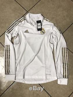Spain Real Madrid Ronaldo Ramos Era Formotion Player Issue Shirt Match Unworn