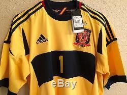 Spain casilllas Real Madrid españa Fc Porto jersey adidas football shirt