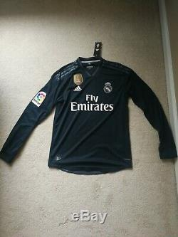 Toni Kroos 18/19 Authentic Real Madrid Away Jersey