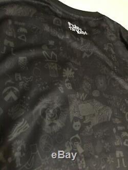 UNRELEASED Nike Hackney FC Jersey Size Large England Real Madrid Barcelona