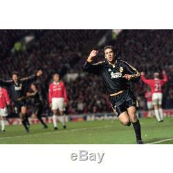 VTG Real Madrid away soccer jersey 1998 2000 Raul #7 L