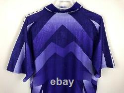 Vintage Real Madrid 1996 1997 Away Football Jersey Camiseta Soccer Maglia Shirt