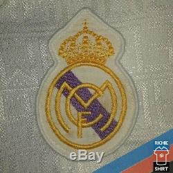 Vintage Real Madrid home shirt 1990-1991