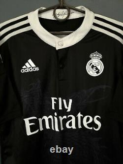 Yamamoto Adizero Real Madrid 2014/15 Ronaldo Soccer Football Shirt Jersey Size L