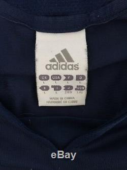 ZIDANE #5 Real Madrid Away Football Shirt Jersey 2005/06 (L)