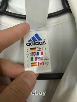 Zidane Real Madrid Jersey 2002 2003 Home SMALL Shirt Camiseta Mens Adidas ig93