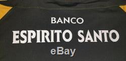 (l) Sporting Lisbon Shirt Jersey Ronaldo Portugal Manchester Real Madrid
