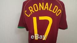 (m) Portugal Shirt Jersey Ronaldo Manchester Real Madrid V. England Spain