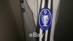 (m) Real Madrid Shirt Ronaldo Brazil Camiseta Barcelona Inter Milan Maglia Italy