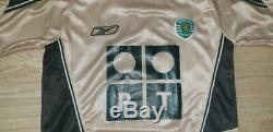(m) Sporting Lisbon Shirt Jersey Ronaldo Portugal Manchester Real Madrid