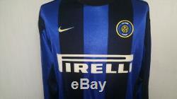 (s) Inter Milan Shirt Jersey Maglia Ronaldo Brazil Barcelona Real Madrid